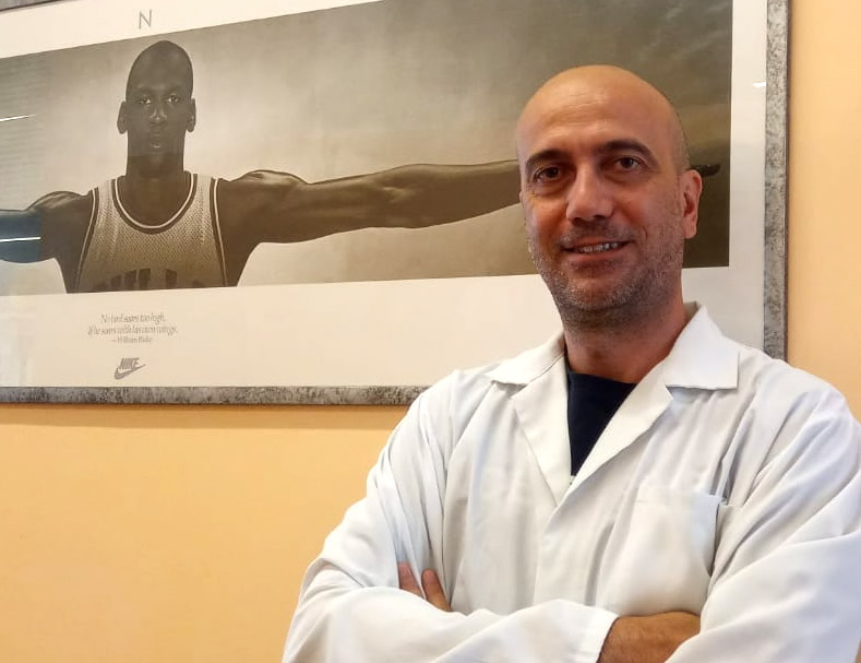 Dr. Omar Rossi Osteopata Fisioterapista